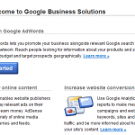 Google Business Solutions Test Panel 1
