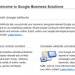 Google Business Solutions Test Panel 2