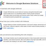 Google Business Solutions Test Panel 4